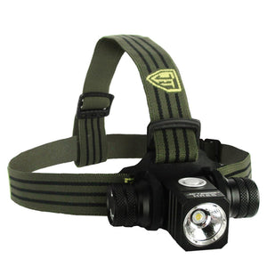 JETBeam HR25 Headlamp 1180 lm
