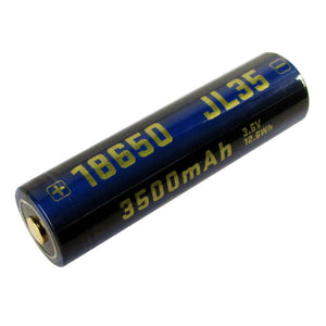 JETBeam 18650 3500mAh Battery