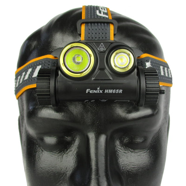 Fenix HM65R Headlamp & E01 Combo Deal