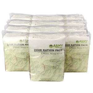 24hr Ration Pack - 12 Pack
