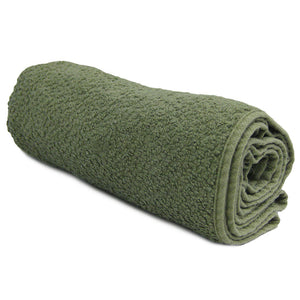 German OD Terry Cloth Towel