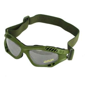 Air Pro Commando Goggles Clear Lens