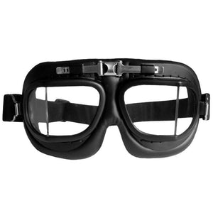 Black Flying Goggles