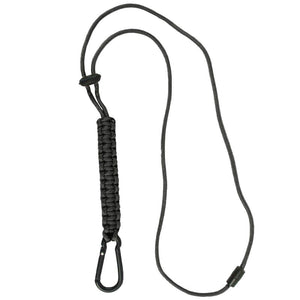 Paracord Lanyard - Black