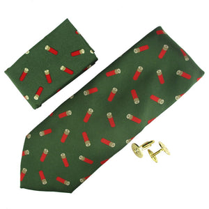 Tie, Hanky and Cuff Links Gift Set