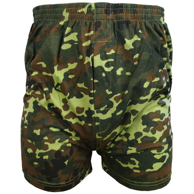 Flecktarn Boxer Shorts