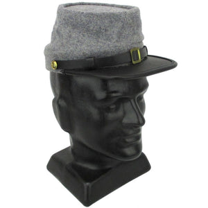 American Civil War Grey Kepi