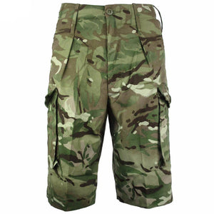 British Army Issue MTP Shorts - New