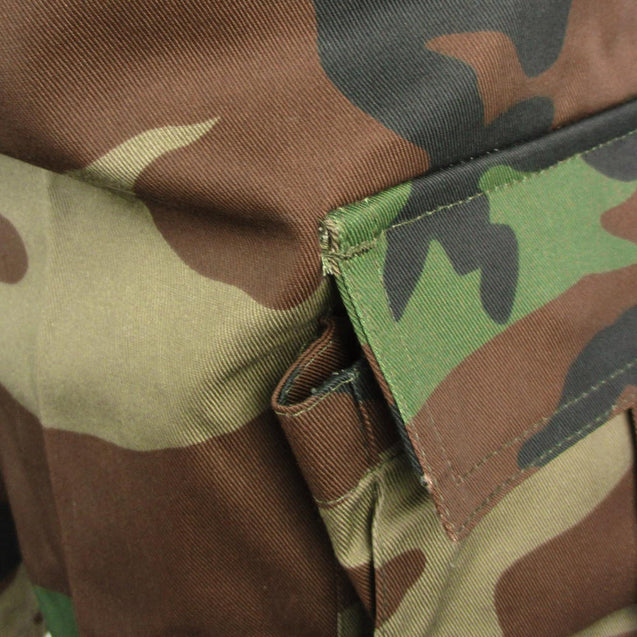 BDU Woodland Shorts