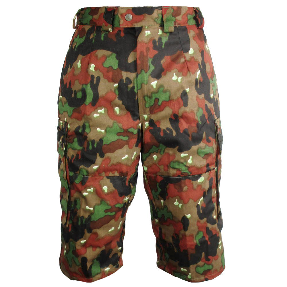 Swiss Army Alpenflage Shorts