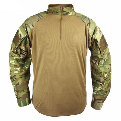 British MTP UBACS Shirt Tan - New
