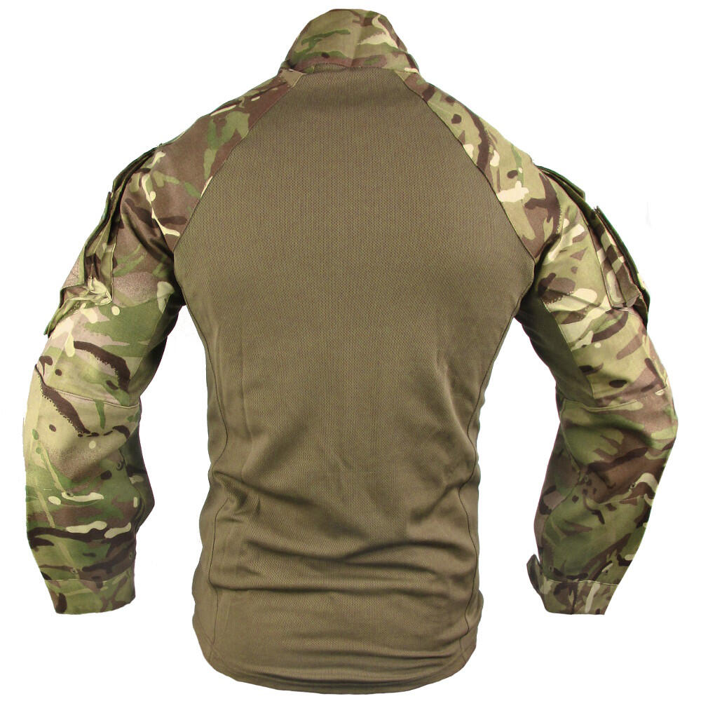 UNDER BODY ARMOUR SHIRT SIZE SMALL BRAND NEW MTP GREEN UBAC