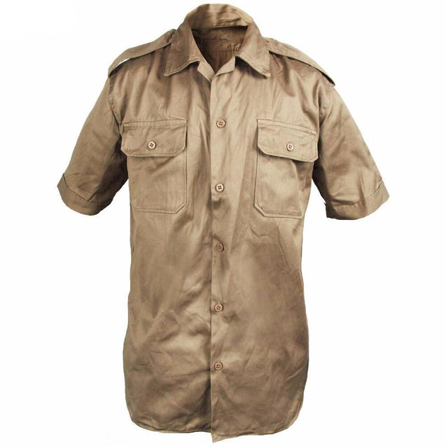 Greek Army Khaki Shirt
