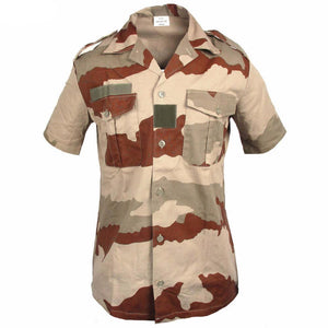 French Army Desert Camo Shirt