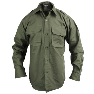 Olive Drab Ripstop Field Shirt