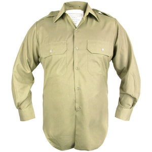 Australian Issue Khaki Shirt