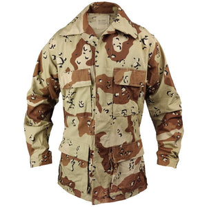 USGI Six Colour Desert Shirt