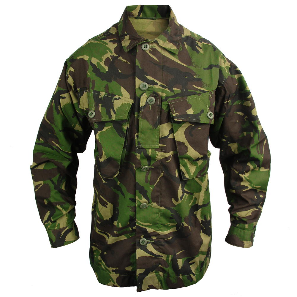 776a6528 British Army DPM Shirt - New | Army & Outdoors