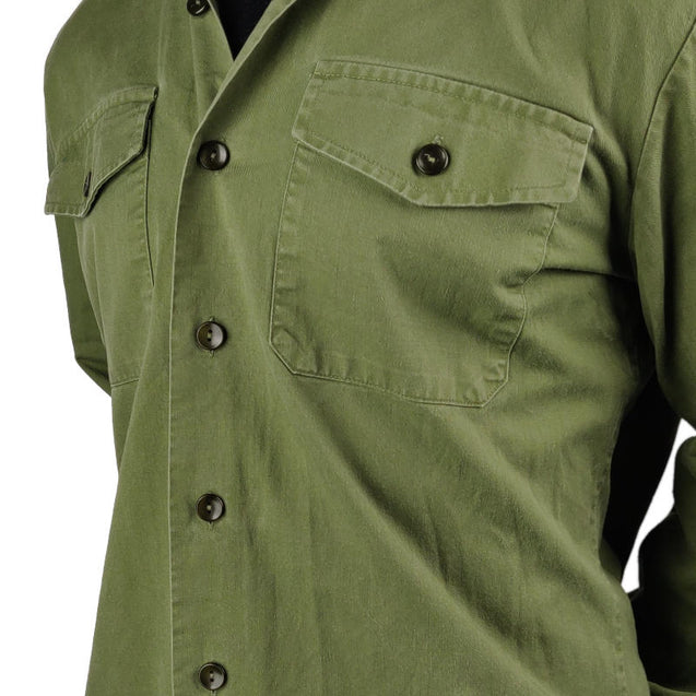 British Army Olive Drab Shirt