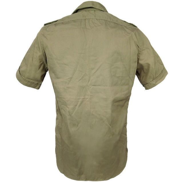 Greek Army Olive Drab Shirt