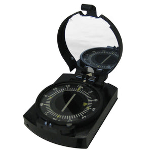 Polish Army Compass with Leather Case