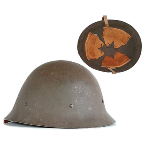 Swedish 1926 Vintage Helmet