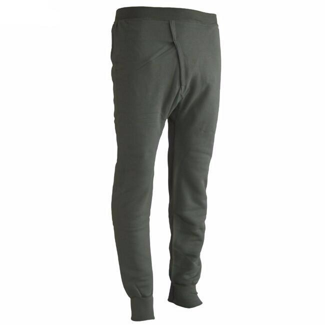 French Thermal Fleece Long Johns