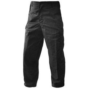 US Police Black Trousers
