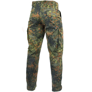 German Flecktarn Trousers