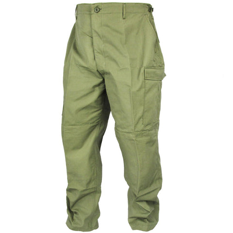 US BDU Style O/D Trousers New