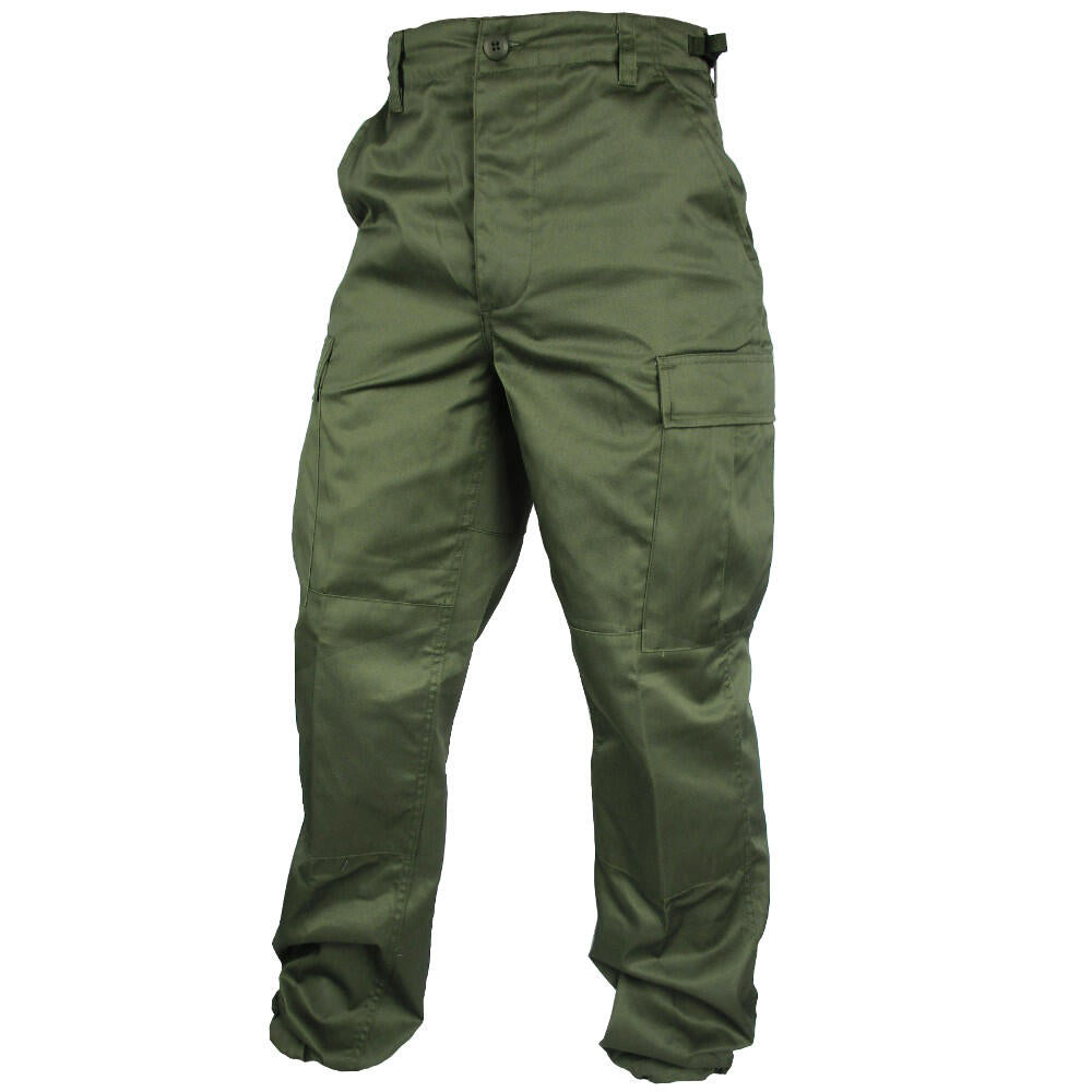 Olive Drab BDU Trousers  eebca752295