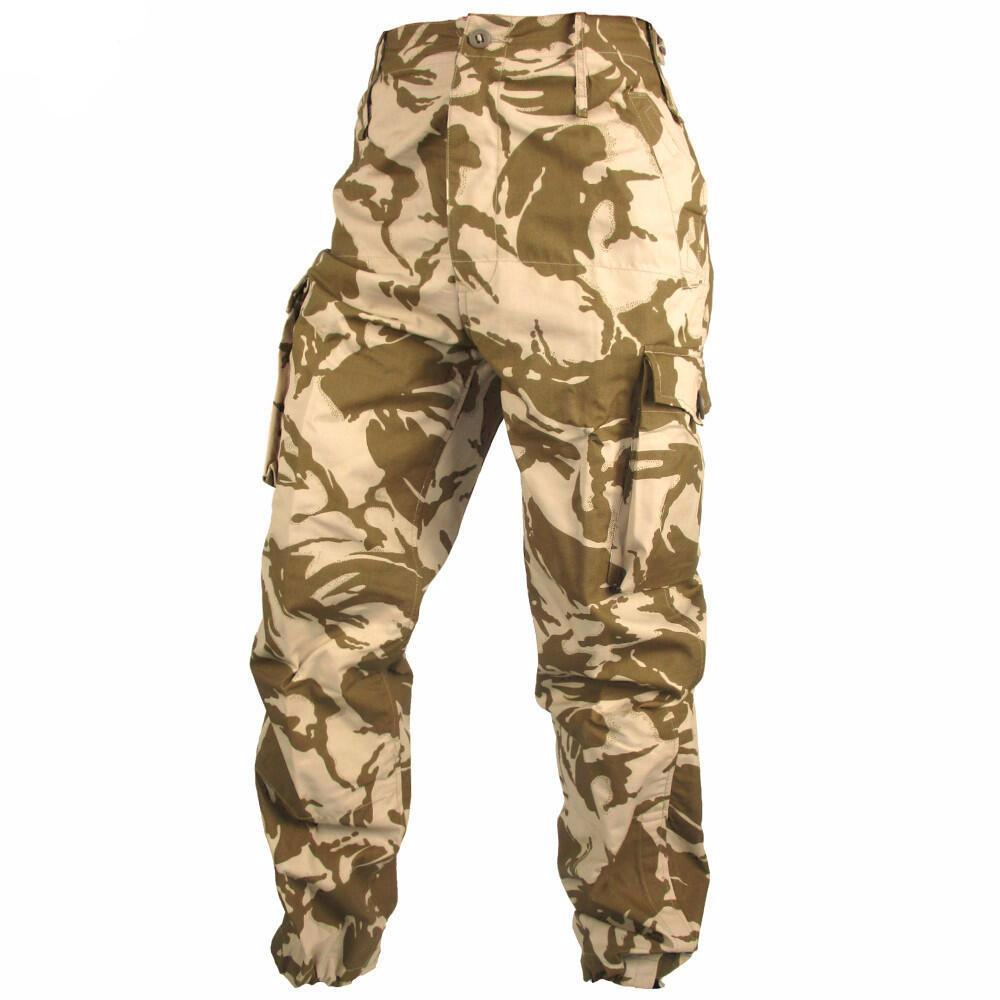 British Desert DPM Windproof Trousers