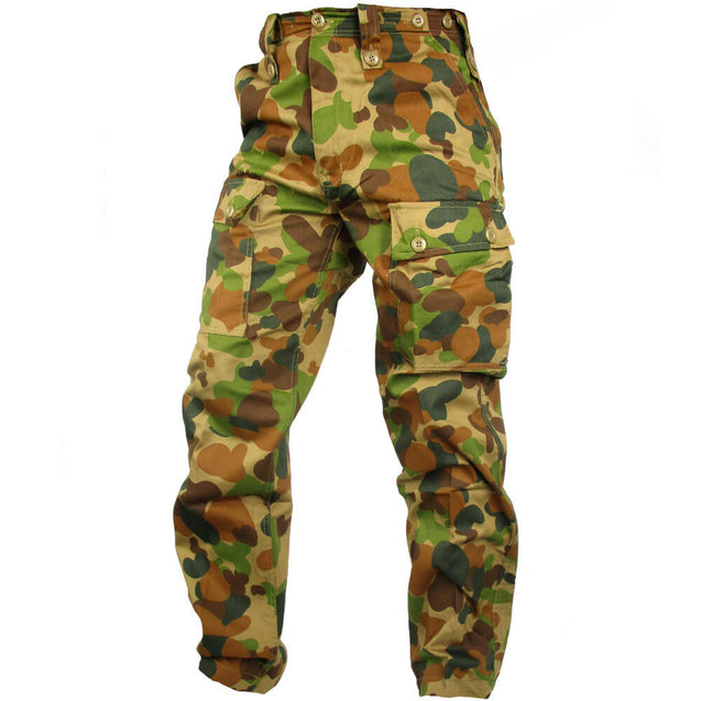 Auscam Camouflage Trousers