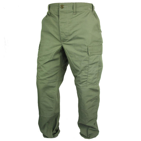 Olive Green BDU Trousers