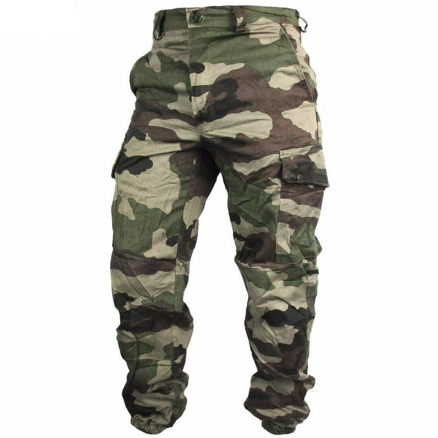 French F2 CE Camouflage Pants