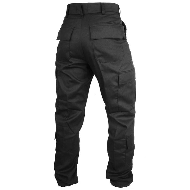 Tru-Spec 8 Pocket Black Trousers
