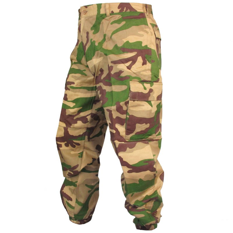 Italian Army Desert Camouflage Pants Army Outdoors