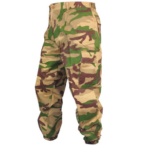 Italian Army Desert Camouflage Pants