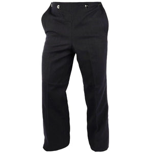 German Navy Gabardine Dress Pants