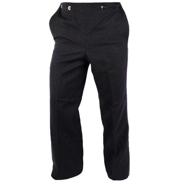 German Navy Garbadine Dress Pants
