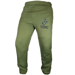 USMC OD Sweat Pants