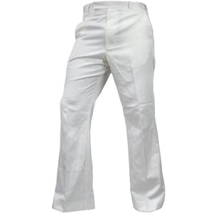 British Navy White Dress Pants