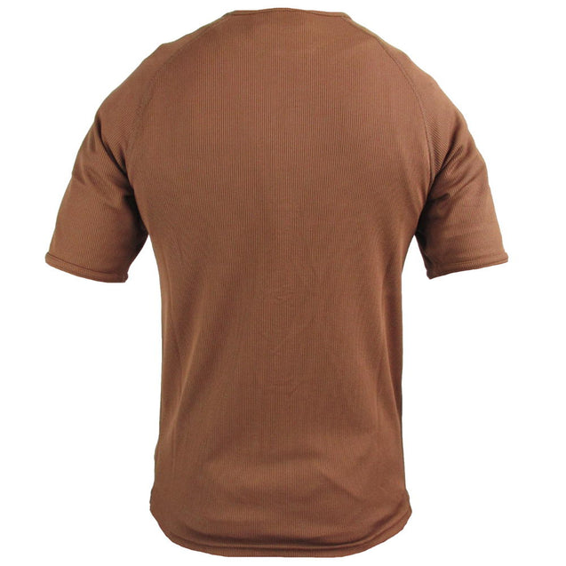 Dutch Moisture-Wicking Brown T-Shirt