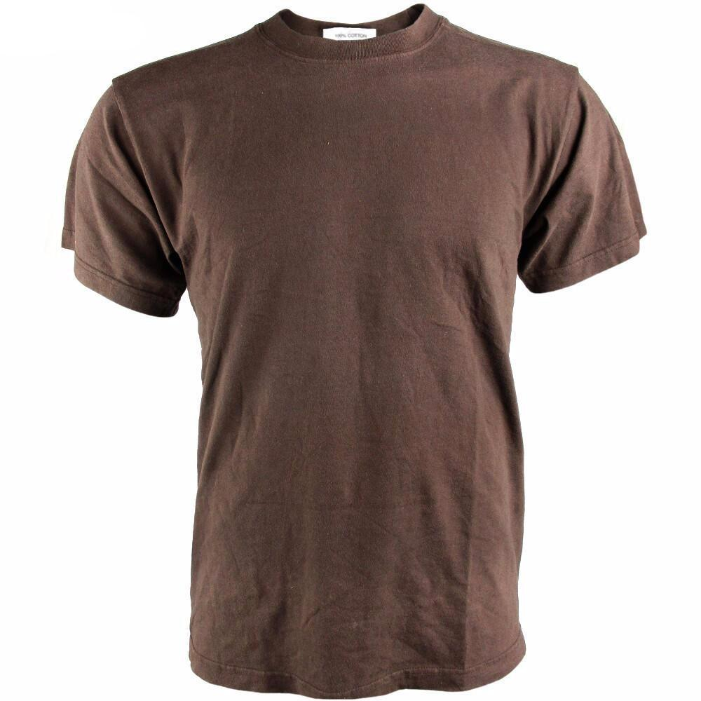 British Army Brown PT T-Shirt