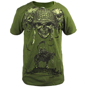 7.62 Design 'Ghost of War' T-Shirt