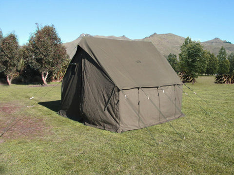 US Olive Drab Small Wall Tent