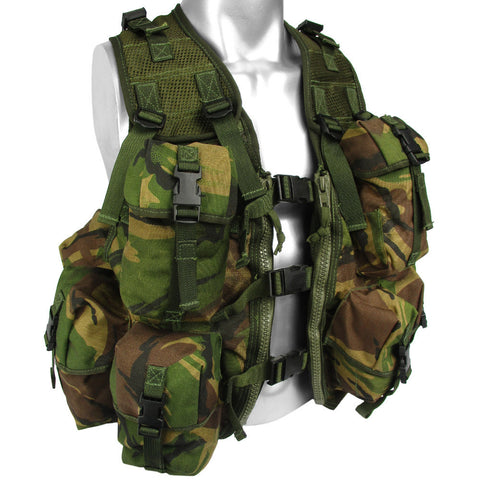 British DPM Combat Vest - New