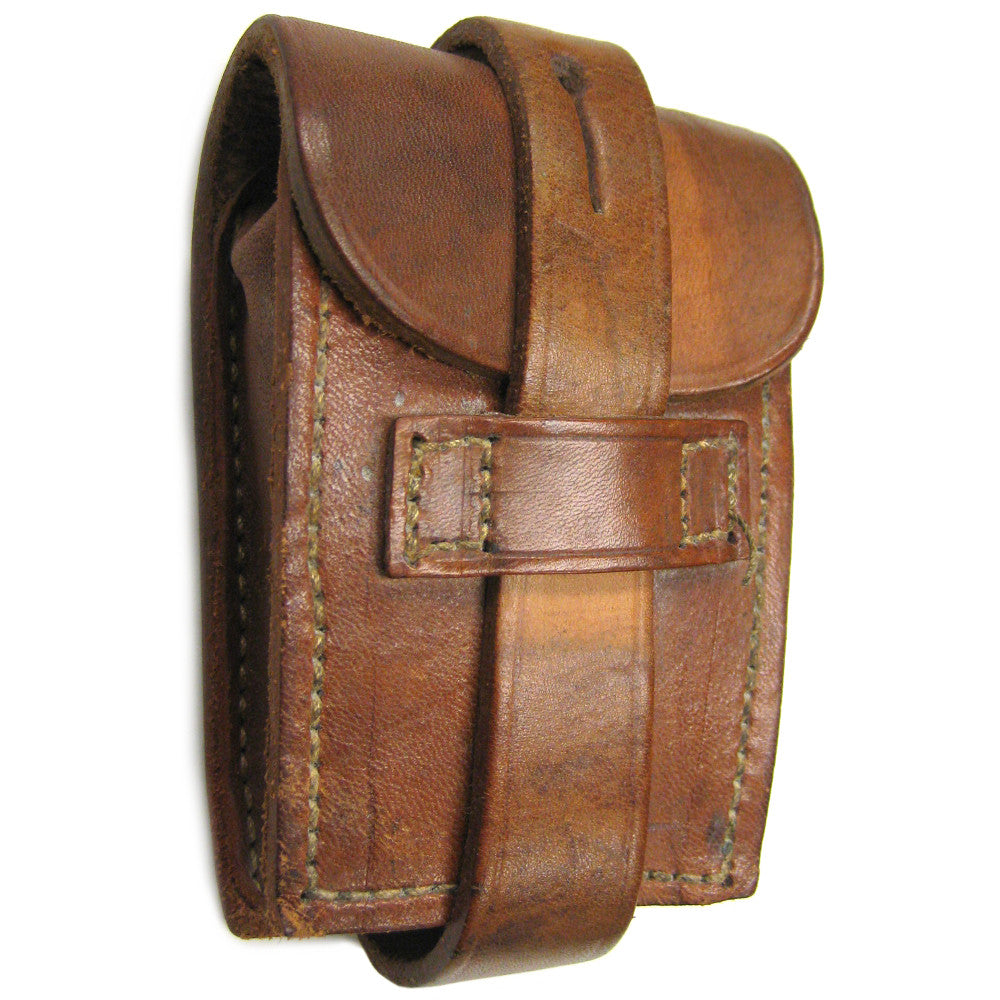 Argentinian Mauser Leather Pouch