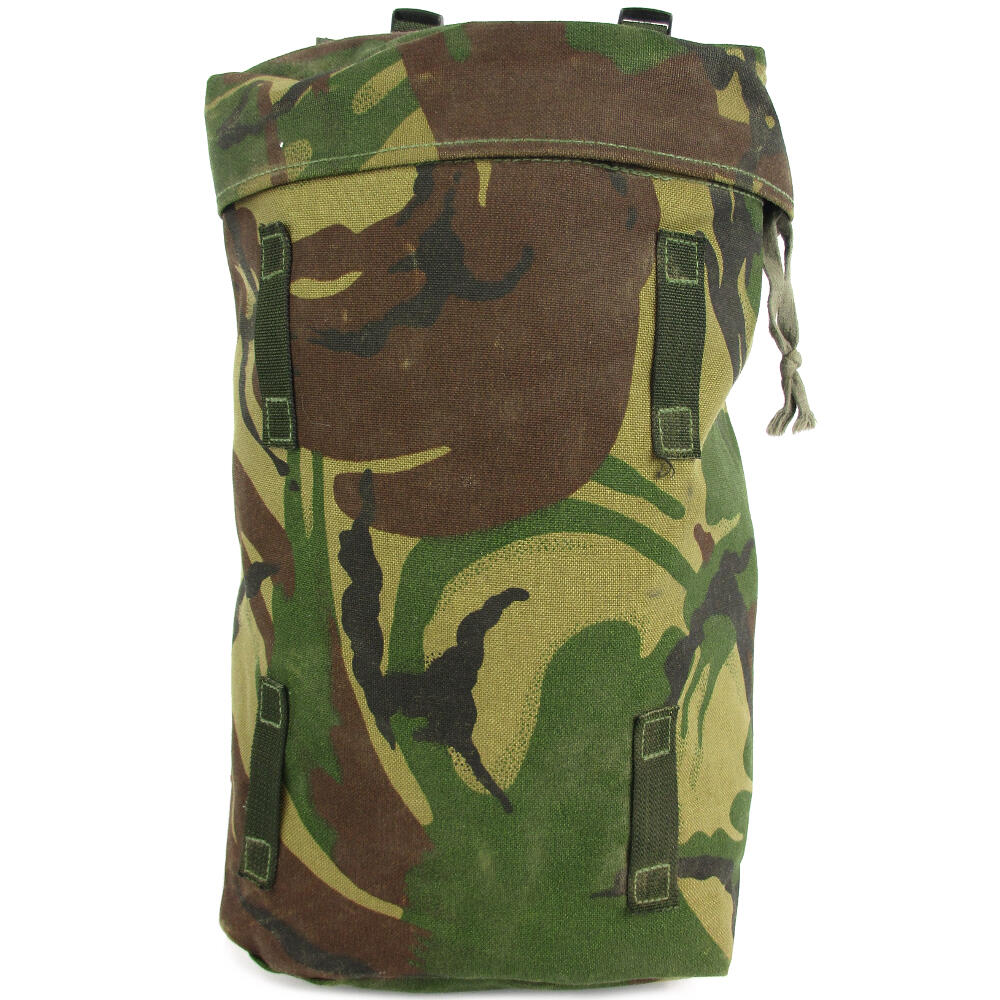 British PLCE Bergen Side Pouch - DPM