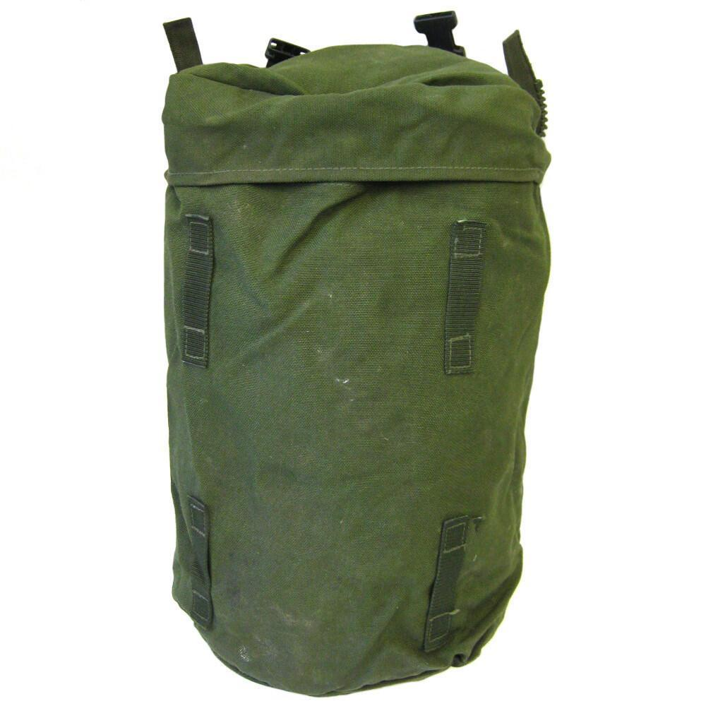 British PLCE Bergen Side Pouch - Olive Drab